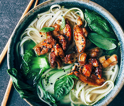 Chicken Noodles - 404 x 346